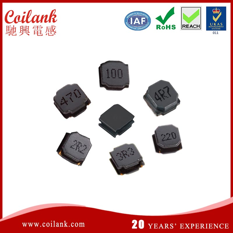 China OEM Service Coilank made 10 uh Variable shielded power inductor