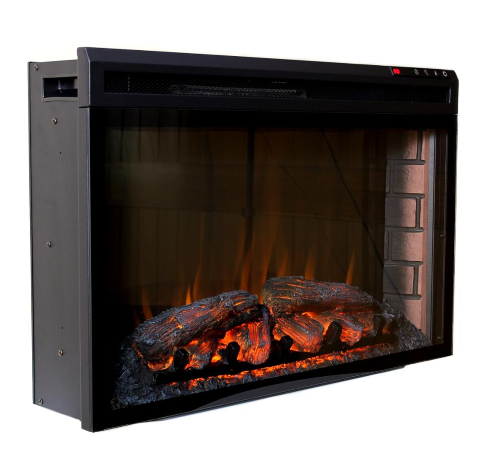 Top Quality CE approved glass fireplace indoor