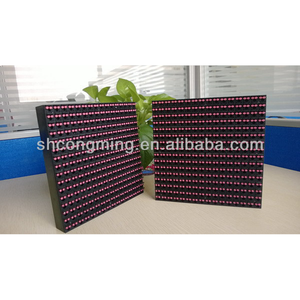 Harse outdoor LED display P10 waterproof outdoor single color two color full color led matrix display module p10