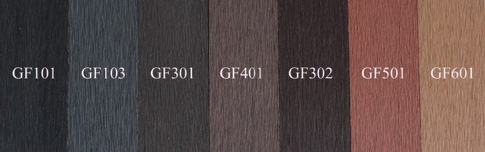 2019 Hot Sell Wood Plastic Composite Wpc Grey Decking