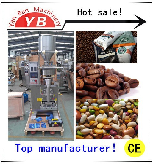 New Full Automatic Sachet Fava Beans Peanut Bag Packing Machine
