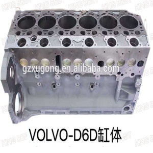 6D114 diesel engine fuel injection pump assy for excavator
