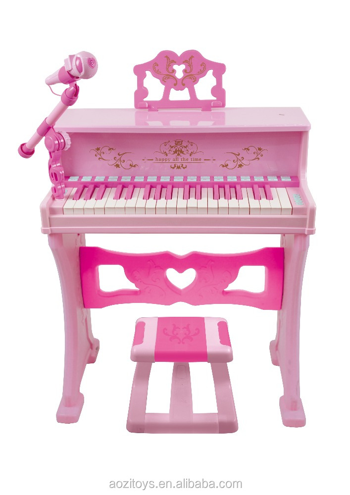 Newest musical instrument toys kids learning electronic organ