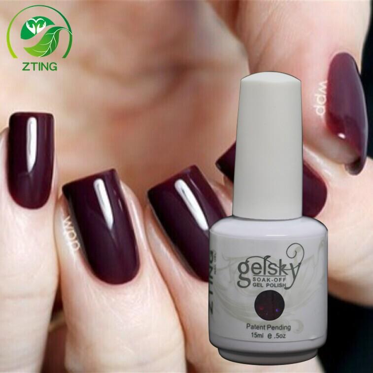 2015 Zting Beauty Choices Colored Uv Gel Polish,Popular 15ml Essie ...