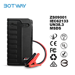 Multi-function Car Jump Starter Power Bank 12000mAh 12V Portable Charger for Laptop Mobile Phone and Car Charger