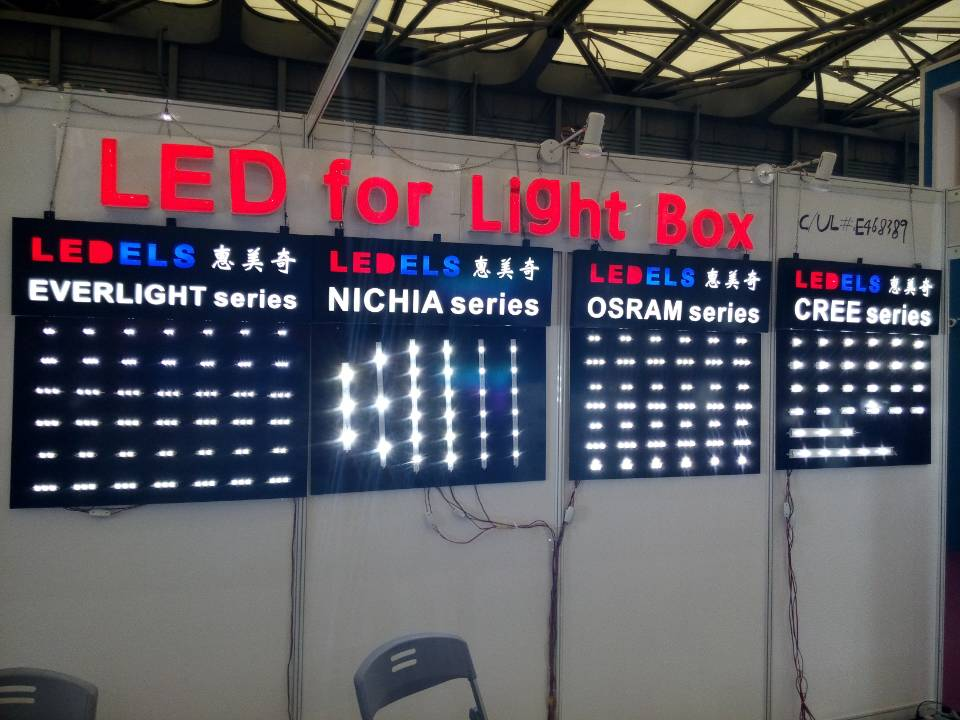 Led Lights For Poster Boards Module By Samsung Chip Inside Lighting Signage Piranha Signs Waterproof 3 Leds