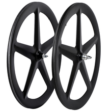 China oem 5 spoke bicycle wheel manufacturer