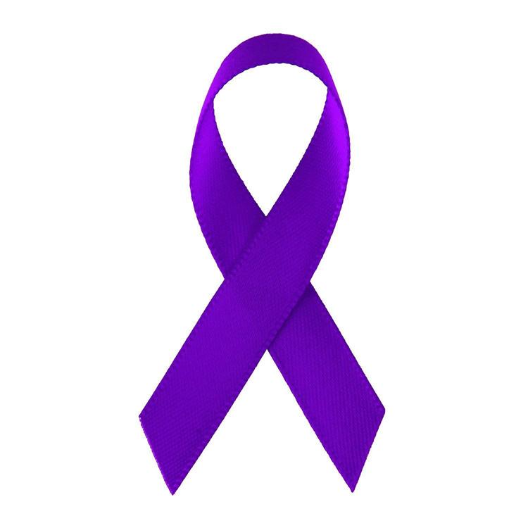Wholesale Customized Colorful Satin Ribbons Cancer Awareness Ribbon - Buy  Awareness Ribbon,Cancer Awareness Ribbon,Wholesale Awareness Ribbon Product