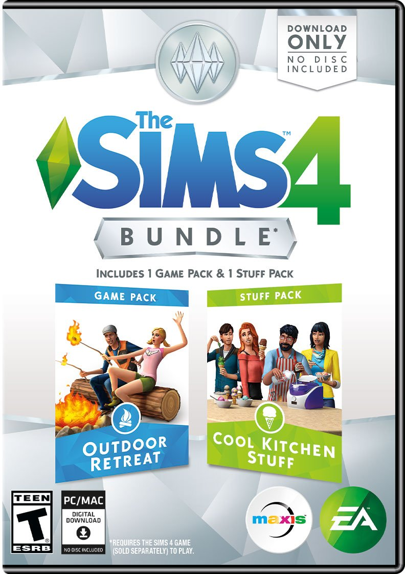 Buy THE SIMS 3 STARTER PACK FOR PC- 3 GAMES IN in Cheap