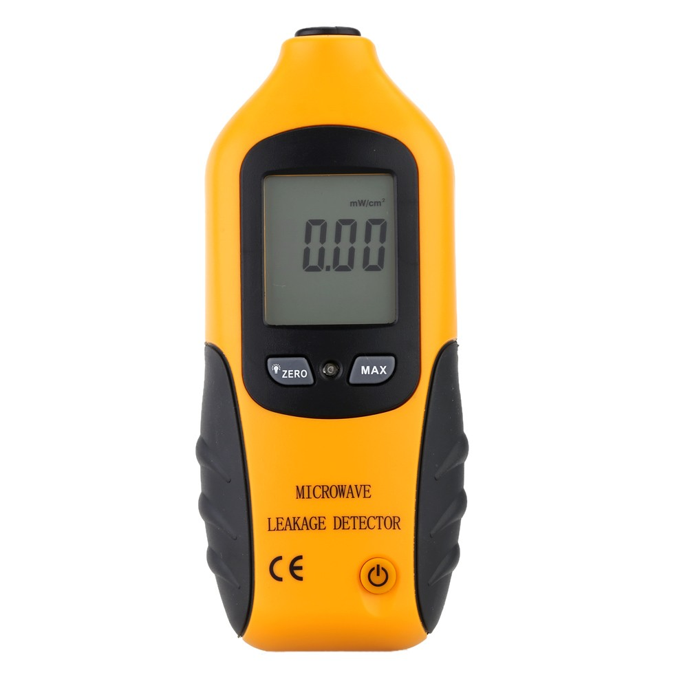 Professional Digital LCD Display Microwave Leakage Detector High Precision electromagnetic Radiation Meter Tester