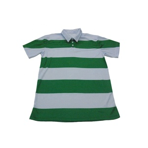 Sublimation golf dry fit man polo t shirt
