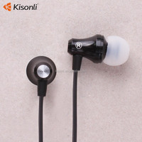 Top quality manufacture silicone earphone rubber cover for mp3/cell phone