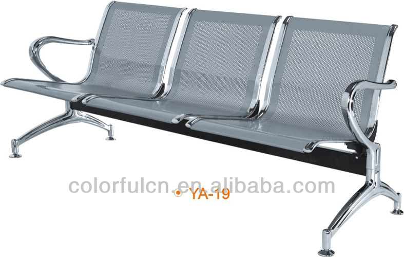 Airport Chair 3 Saet Waiting Chair From Factory YA-19