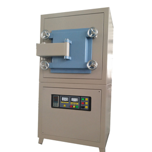 CE certificate high temperature box type vacuum atmosphere furnace up to 1600c celsius degree