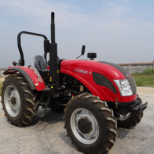 reasonal speed 120hp tractor 4WD