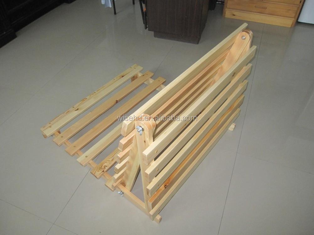 vouwen massief houten frame sofa bed voor woonkamer meubels wjz