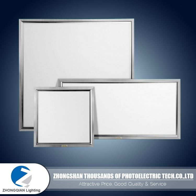 Long service life milky PC rectangle RCM GC CE CB 36W rectangle led panel