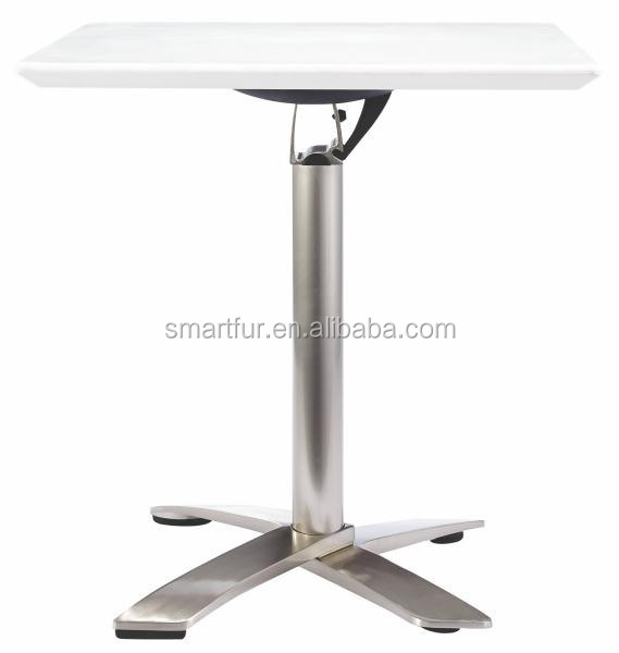 Custom Metal Table Legs Glass Folding Dining Tables Buy Glass Folding Dinin