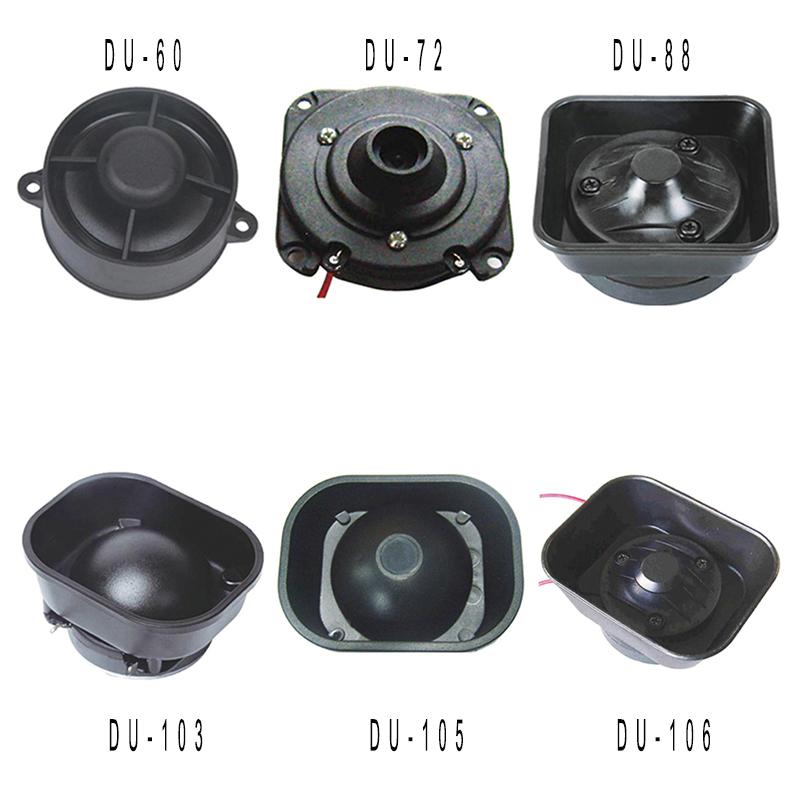 10x Professional 2inch Full Range Audio Speakers 8ohm 0.5W HiFi Stereo Sound