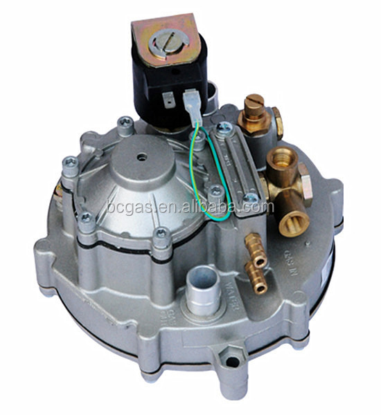 fuel vaporizer for cars/lpg regulator