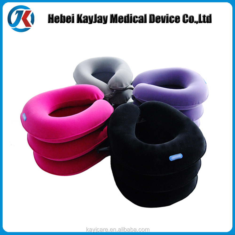new products on china market fashion cervical traction,air cervical collar
