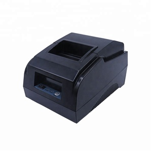 58mm thermal printer machine receipt POS bill bluetooth printer for cash register system