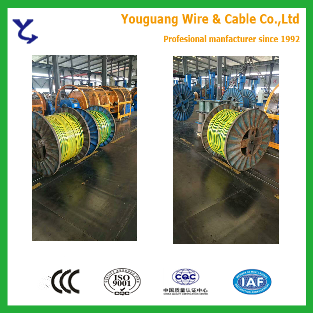 China Earth Grounding Cable Copper Electrical Wire Conductor Bv Electric Manufacturers And Suppliers On
