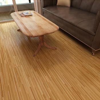 Recycle Material Vinyl Flooring Plastic Pvc Wood Look Imitation Floor