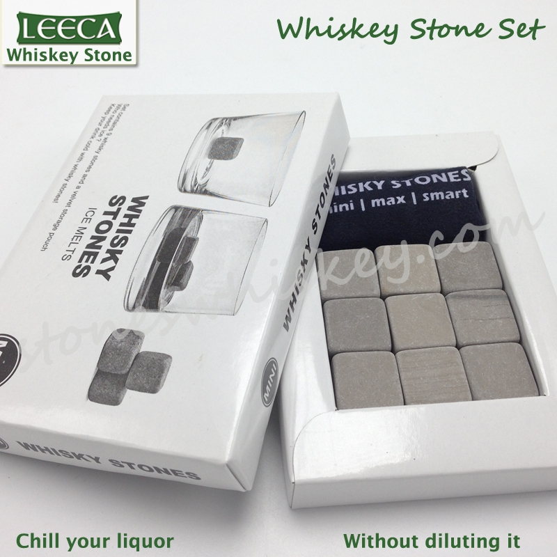 Marble whisky stone marble ice cube whisky rock