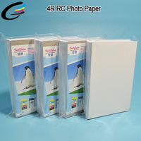Wholesale 260g 220g RC Glossy Inkjet Photo Paper A4 3R 4R 5R