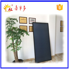 Transparent glass cover solar water heating panel price