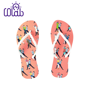 Exclusive Stylish Design Customized Comfortable Wholesale Custom Flip Flops