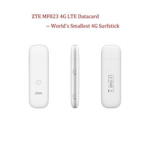 Unlocked ZTE MF823 100Mbps 4G LTE FDD 900/1800/2600MHz Wireless Modem 3G  UMTS USB Dongle