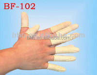 BF-102 Clean room antistatic finger cots
