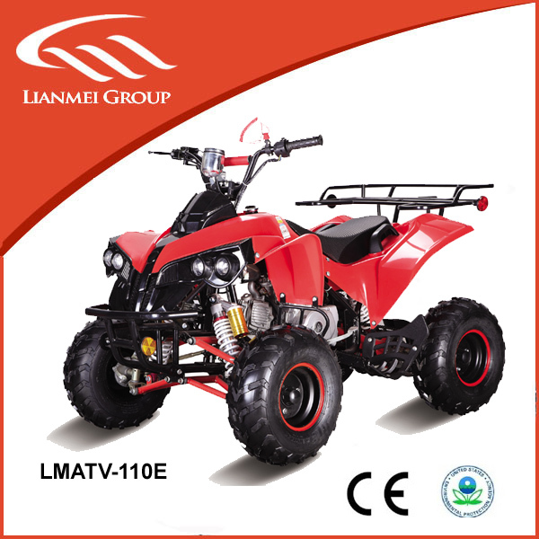 fashion style 110CC quad atv for adults chinese wholesale