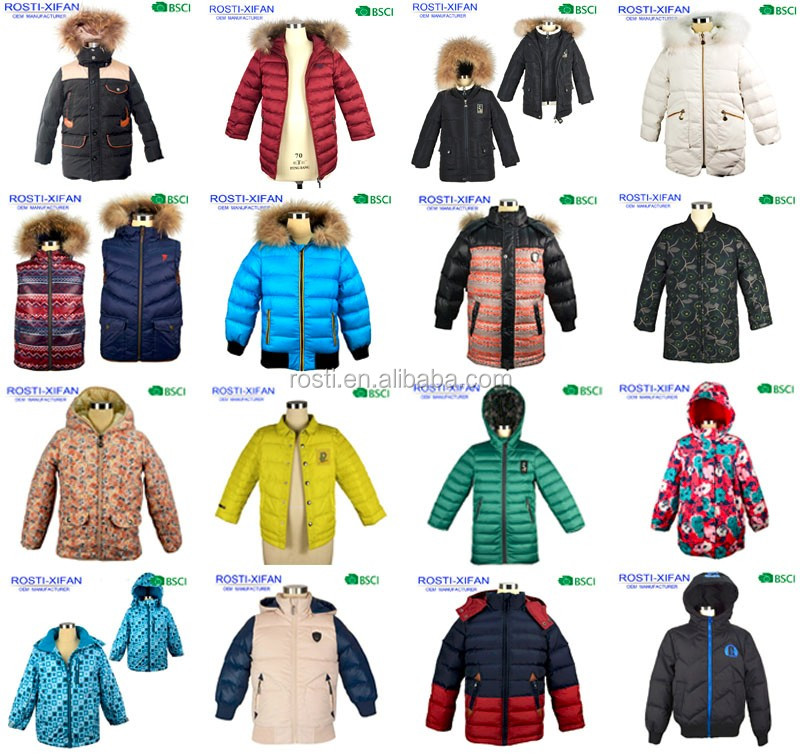 Winter Kids Winddicht en Waterdicht padding skiën Jas en Broek Hooded Outdoor Kleding Sets