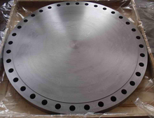 pipe fitting spade blind flange