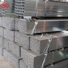 china top ten selling products welded square&rectangular galvanized iron scaffolding cold-rolled steel pipe in tube