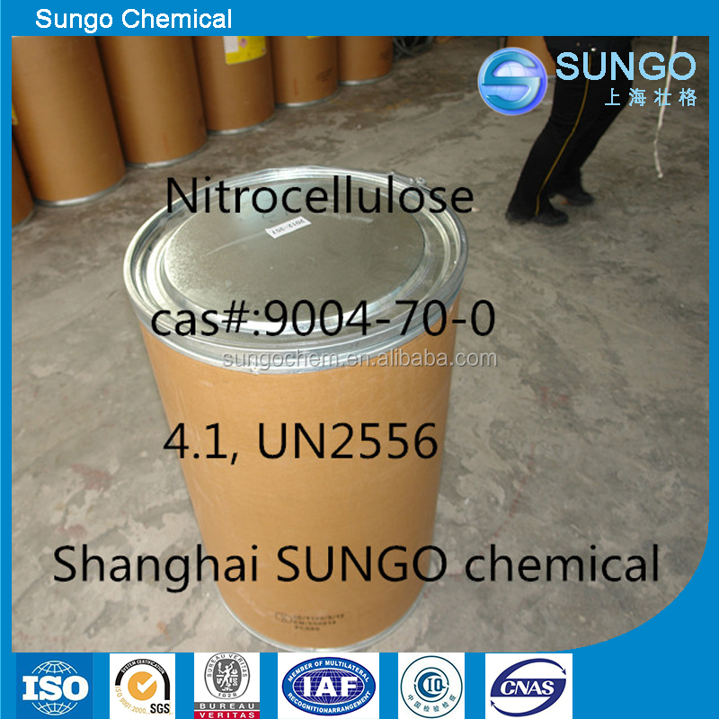 Nitrocellulose for coating/painting/building CAS No 9004-70-0