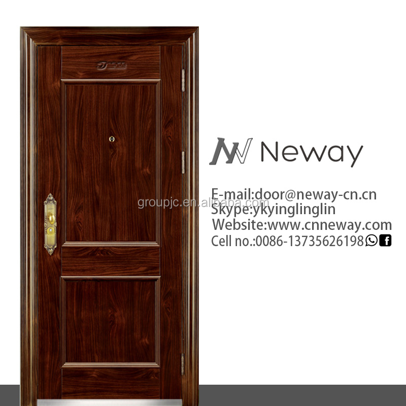 wood entrance home gate arch design building materials trade nfc door lock rolling fire rated door