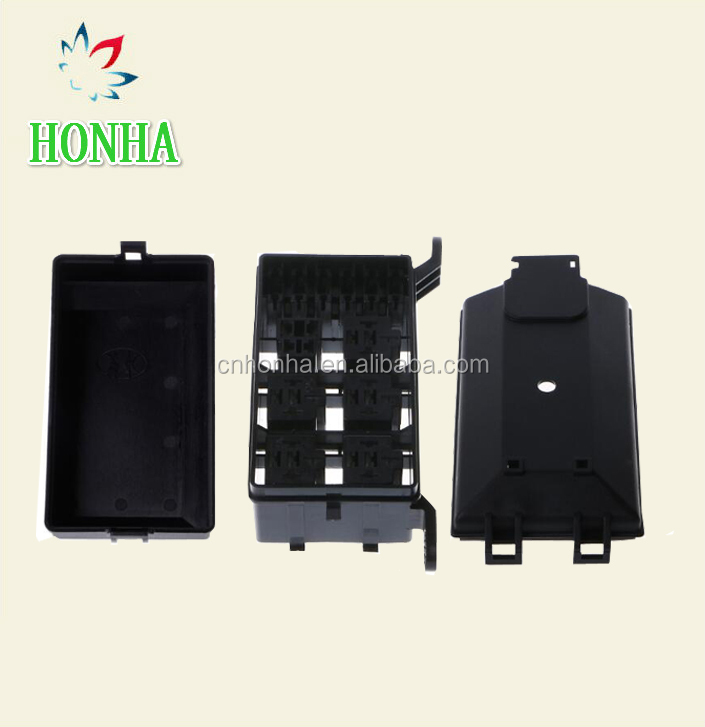 Automotive Relay Box Relay Socket Fuse Holder 6 relay 5 road The Nacelle Insurance Car Insurance