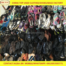 Ghana Togo used shoes cheap price wholesale for African buyer