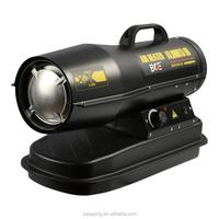 europe standard mobile air heater industrial fuel burning diesel / kerosene oil fan heater
