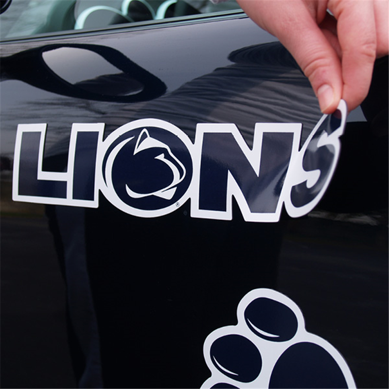 High Quality Removable Reusable Permanent Die Cut Vinyl Sticker - Custom oval car magnets   promote your brand