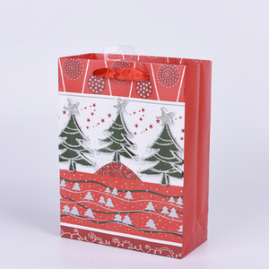 China factory baby shower birthday christmas retail candy recycle gift paper bag