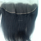 Qingdao professional factory good feedback good quality on sale Brazilian hair frontal invisible part