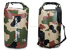 Hot Sale Customized Camouflage Floding Outdoor 500D pvc Waterproof Dry Bag