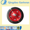 Heavy duty wheel barrow solid rubber wheel