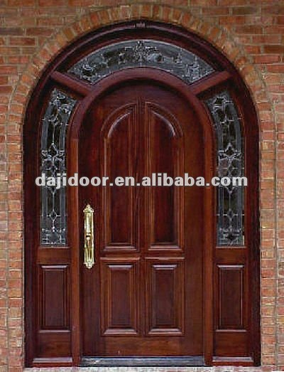Entrada Exterior Sólidas Puertas De Madera Diseño Dj-s6002m-8 - Buy ...