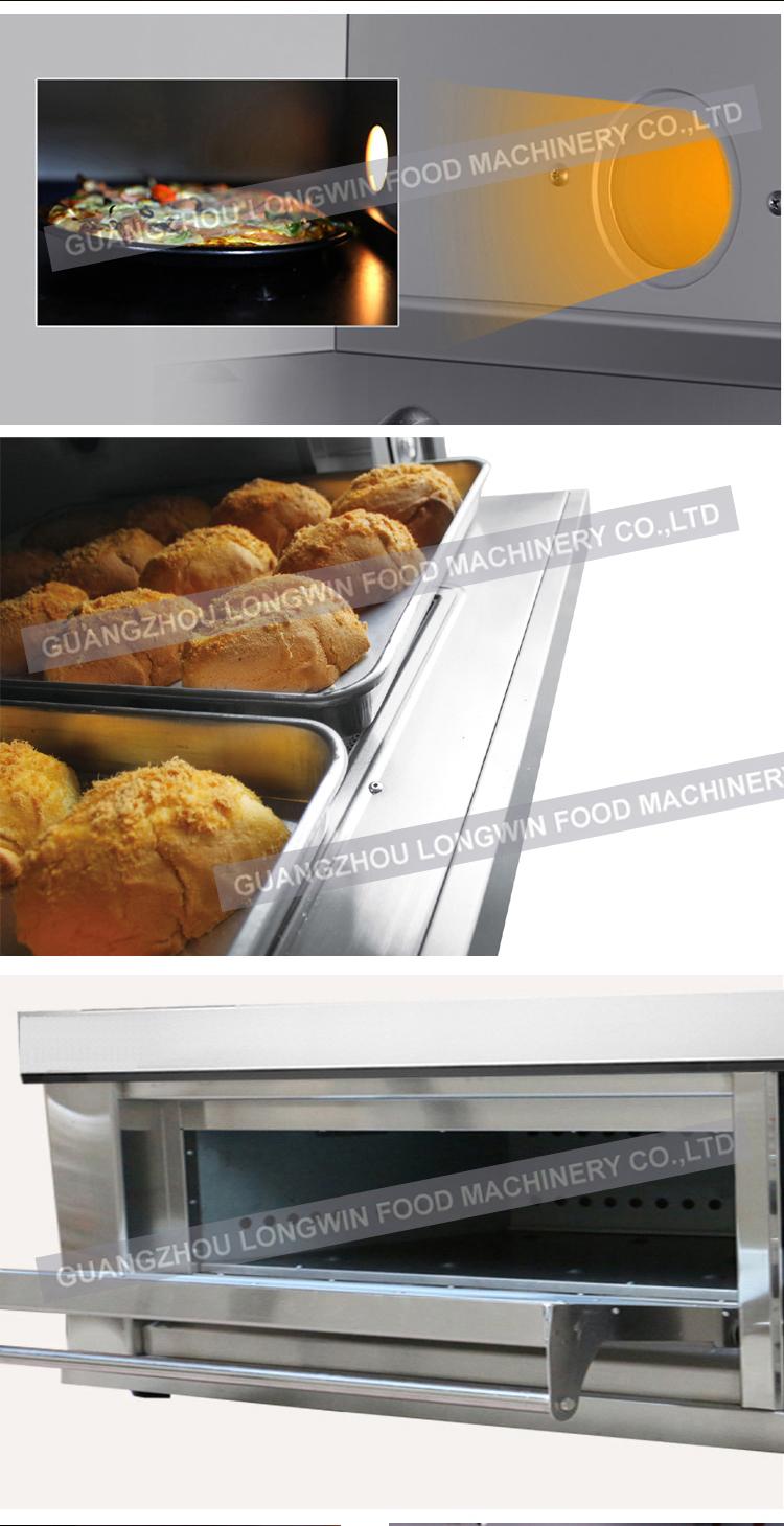डबल ट्रे अरबी रोटी निर्माता, स्वत: गैस बर्नर रोटी पाक पिज्जा निर्माता